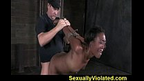 Chanell gets wrecked and helpless pt 2