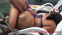 bikini in girl ass thick Trailer