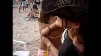 Putaria na Praia