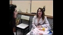 French Mature Hairy Housewife &a