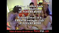 Camera espion soiree privee ! French spycam 409