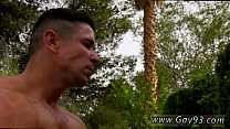 Goatee teen gay sex first time After working bo...
