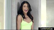 (Veronica Rodriguez & Ally Tate) Teen Lez Girls...