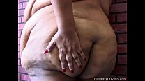 for... pussy wet soaking her fucks bbw sized Super