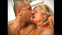 dick big and hot takes slut blonde Horny
