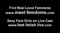 Jerk your cock while we wiggle our toes for you