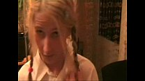 Cute blonde teen thumbnail