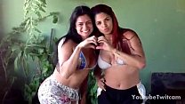 bailando culonas brasileñas Dos