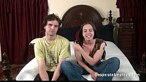 Now casting desperate amateurs need money first time film compilation hot mom wi thumbnail