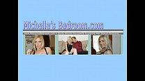 Hot Blonde's Love Button
