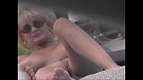 Nude Beach Voyeur Video - Cougar MILF Naked At ...