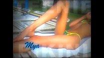 Mya Mason panty anal