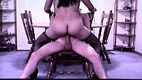 Tight Filipina Pussy Swallows Nine Inch White Cock