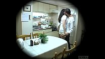 Subtitled Japanese homestay gone wrong host mom blowjob porn videos
