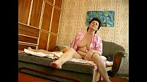 Russian mature with young boy hiddencam
