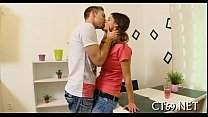 Vehement and gentle oral-stimulation