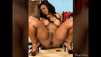 Legs Wide OpenEbony 20150113 233748