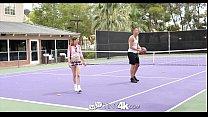 Tiny4K - School girl Kristen Scott fucks hunk D...
