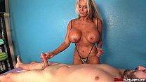 handjob dominant lady Experienced