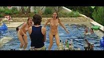 swimming nude maaike Houten