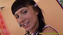 dick a on tongue teen Pirsed