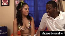 cock black big a take kelly andrea teen Exotic