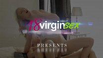 18 Virgin Sex - First fuck for cute teen Erin