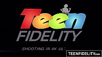 TEENFIDELITY - Dakota Skye Gets Her Tiny Teen A...