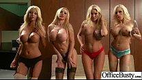 slut worker girl courtney nikki nina summer with big melon tits banged in office mov 13
