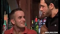 gays at the bar