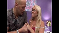guy lucky share daughter blond and mum Blond