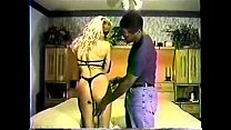 cock black first Tonya