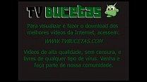 www.tvbuceta... - rola na sentando peituda Amazona