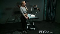 BDSM XXX First timer slave girls learn things the hardcore way thumbnail