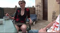 French mom seduces younger guy and gets sodomized outdoor porn videos