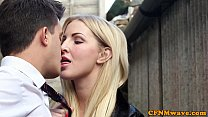 fox chantelle by rimming and Blowjob