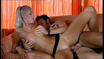 rod giant a by hammered gets babe blonde Lusty