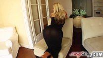 off rubbing when style doggy loves lucia milf skinny thing Milf