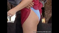 horny housewife turns into swinger