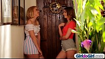 kristen scott and chloe couture lick new roomma… – Free Porn Video