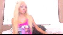 banged gets sparks breanna latina Busty