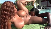 thick busty black lesbian lovers