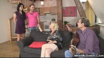 threesome into her lure parenets His