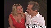 Electro Shocked Birthday Bitch MILF