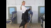 adele stephens sexy stewardess