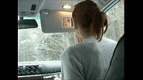 Redhead chillygirl in snow porn videos