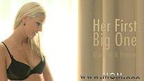 XXX MOM Blonde MILF loves his Big Cock Videos Sex 3Gp Mp4