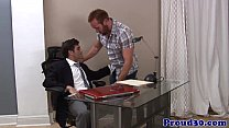 worker co his with officesex bears Mature