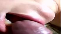 Gozada na boca da minha esposa....quer gozar ta...