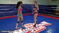 Nude FIght Club Presents: Blue Angel vs Ruth...